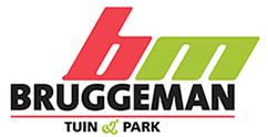 Logo bm Bruggeman Tuin en park